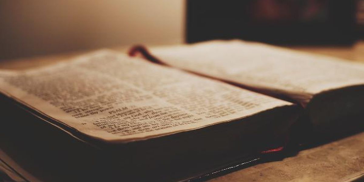 Veteran says Bible survived devastating house fire, calls it sign from God