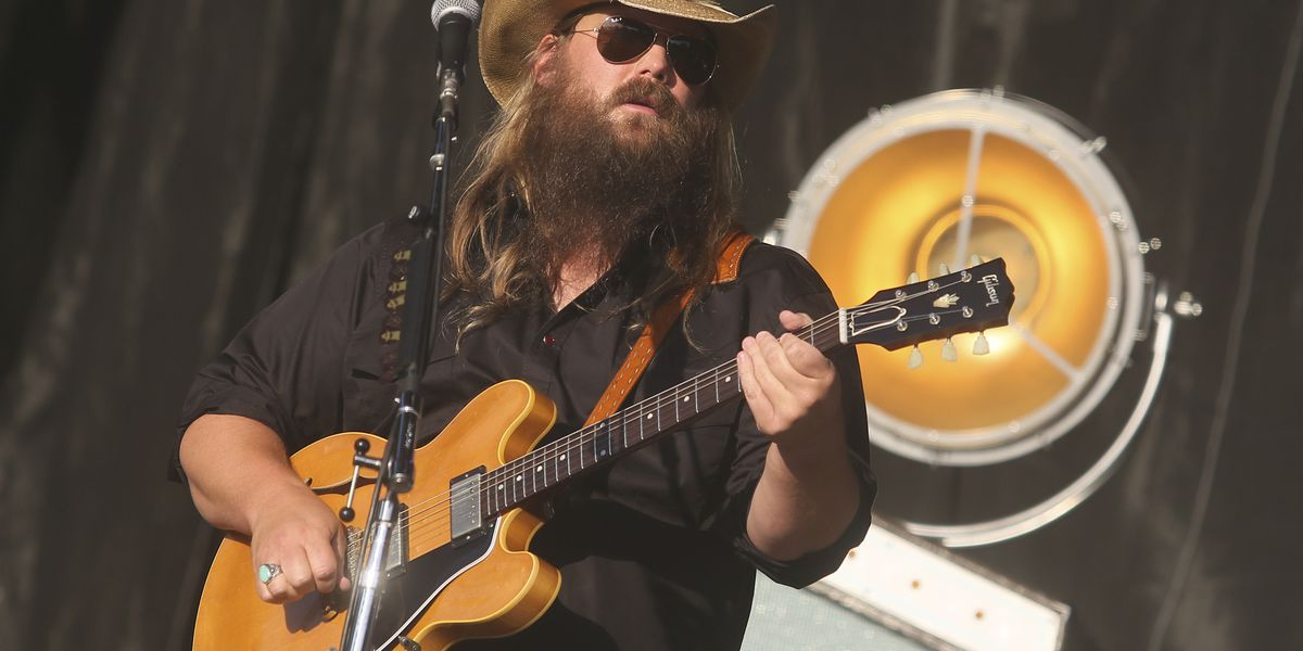 Grammy winner Chris Stapleton sets OKC show