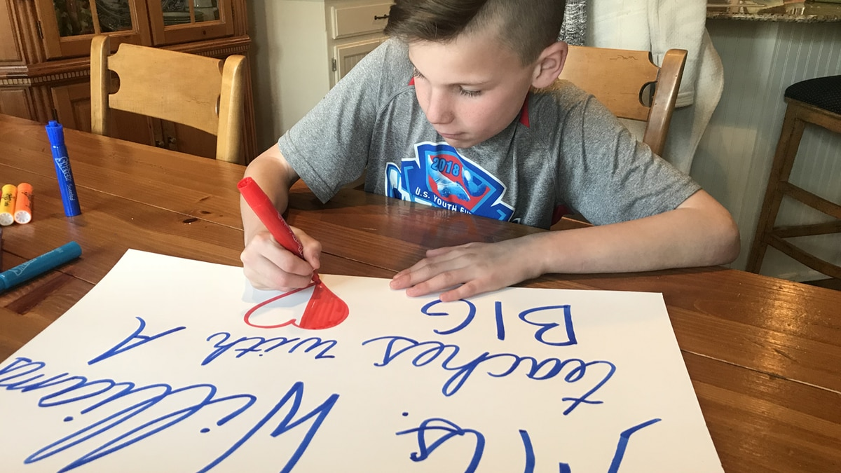 Oklahoma students prepare to join teachers for rally at state Capitol