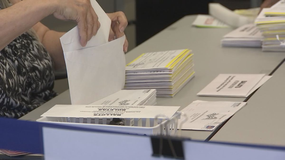 Tulsa residents break record for absentee ballots requested for upcoming mayoral election