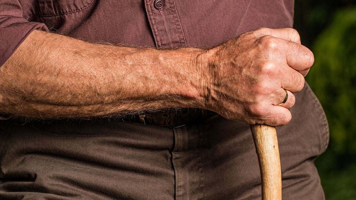 81-year-old Marine veteran chases off thieves with antique Irish walking stick