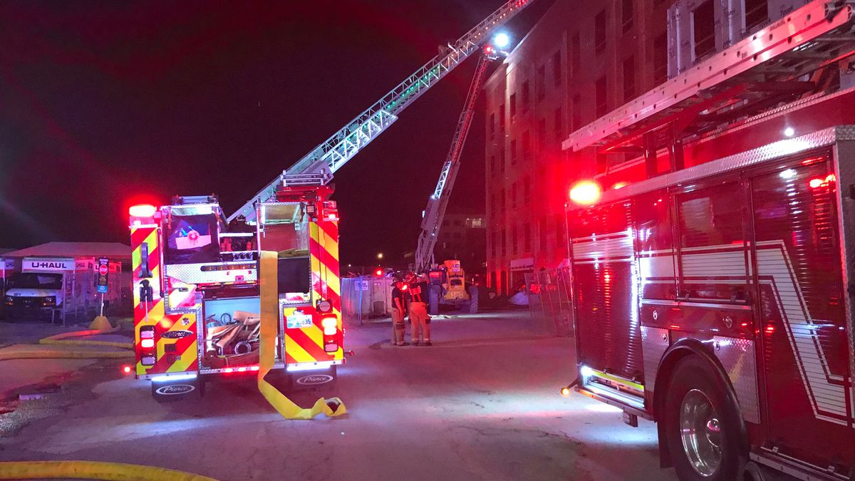 ONEOK Field fireworks show blamed for nearby roof fire Friday night, officials say
