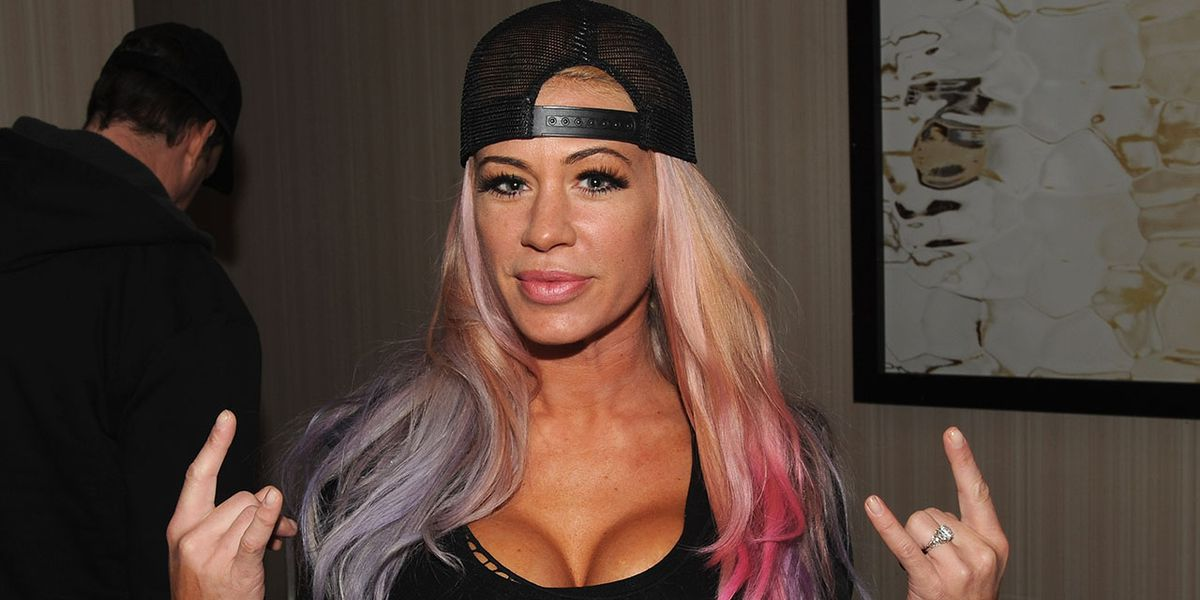 WWE wrestler Ashley Massaro dead at 39