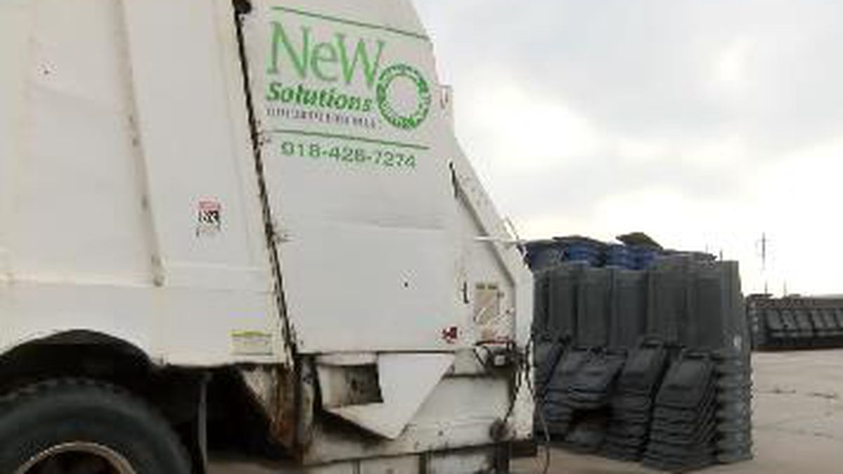 New deal to pick up Christmas trees in Tulsa