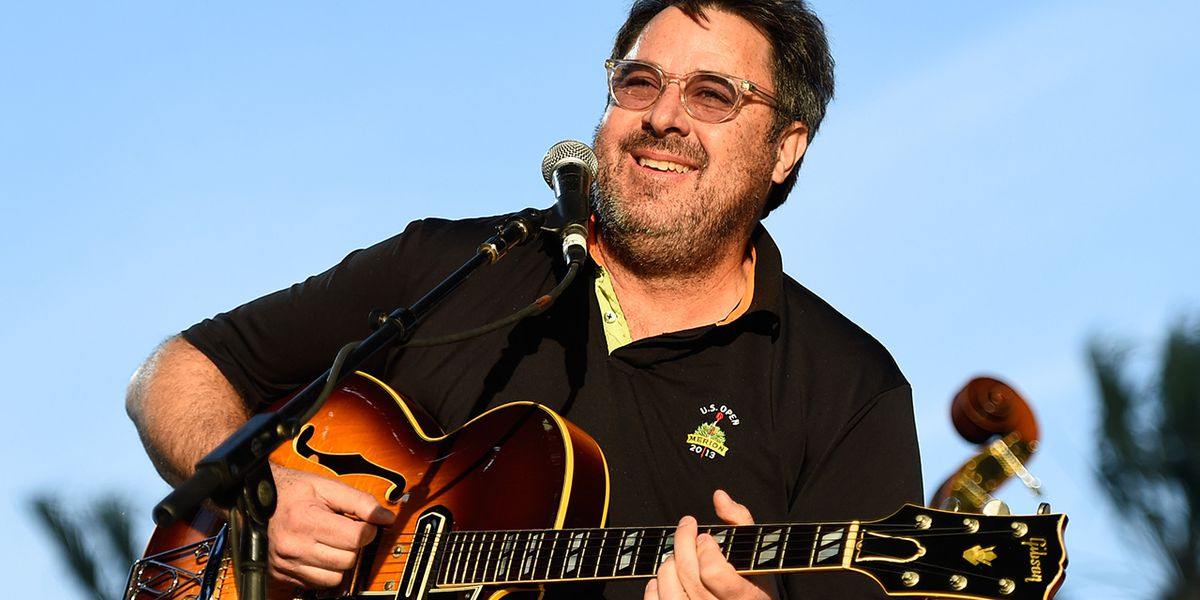 Oklahoma's Vince Gill nominated for Songwriters Hall of Fame