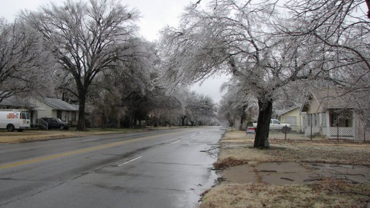 12 years since the Tulsa ice storm