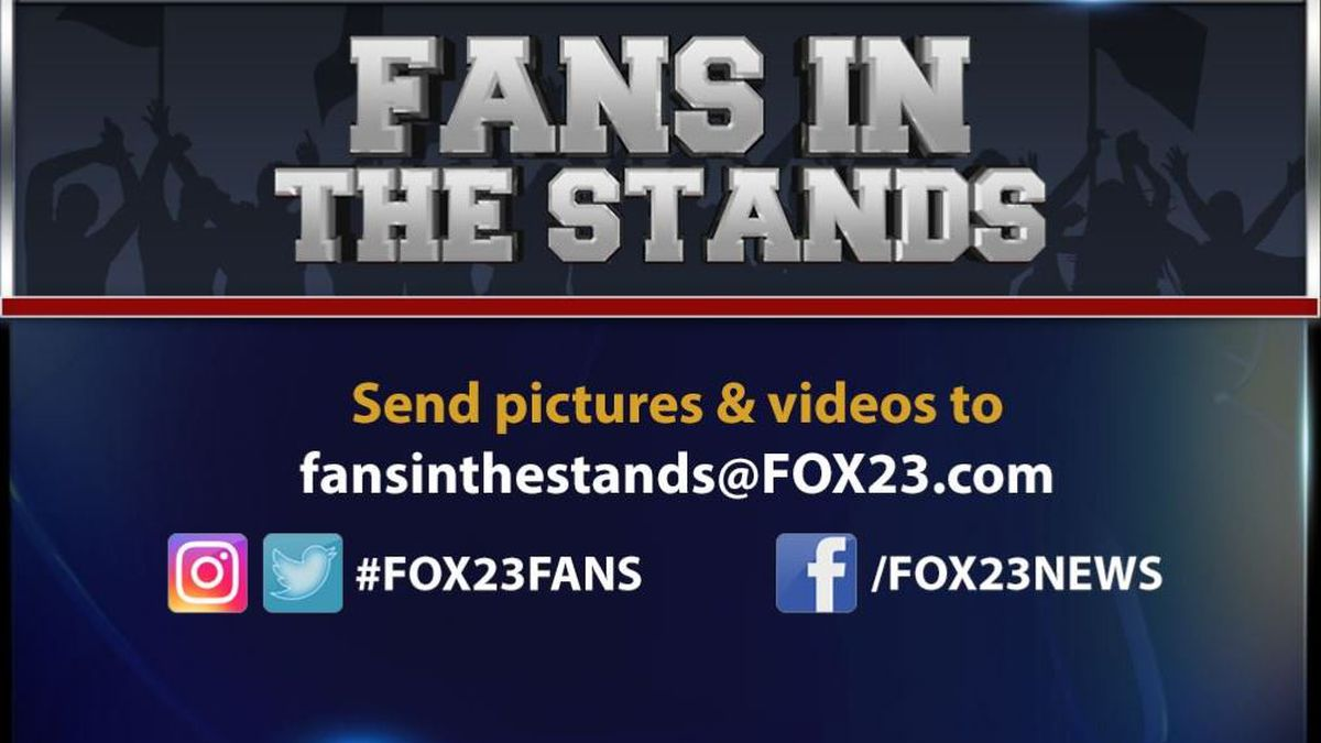Show your spirit! Get your school featured with Fans in the Stands
