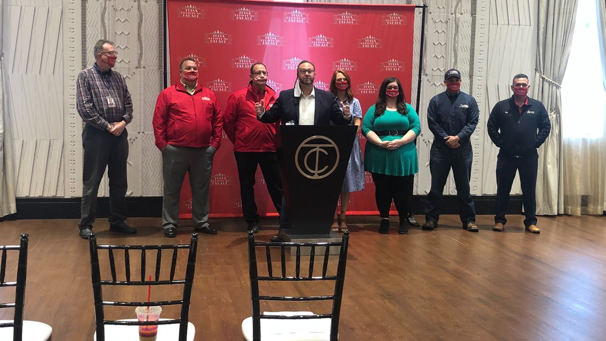 Christmas Events Tulsa 2020 Organizers for Tulsa Christmas Parade announce 2020 plans