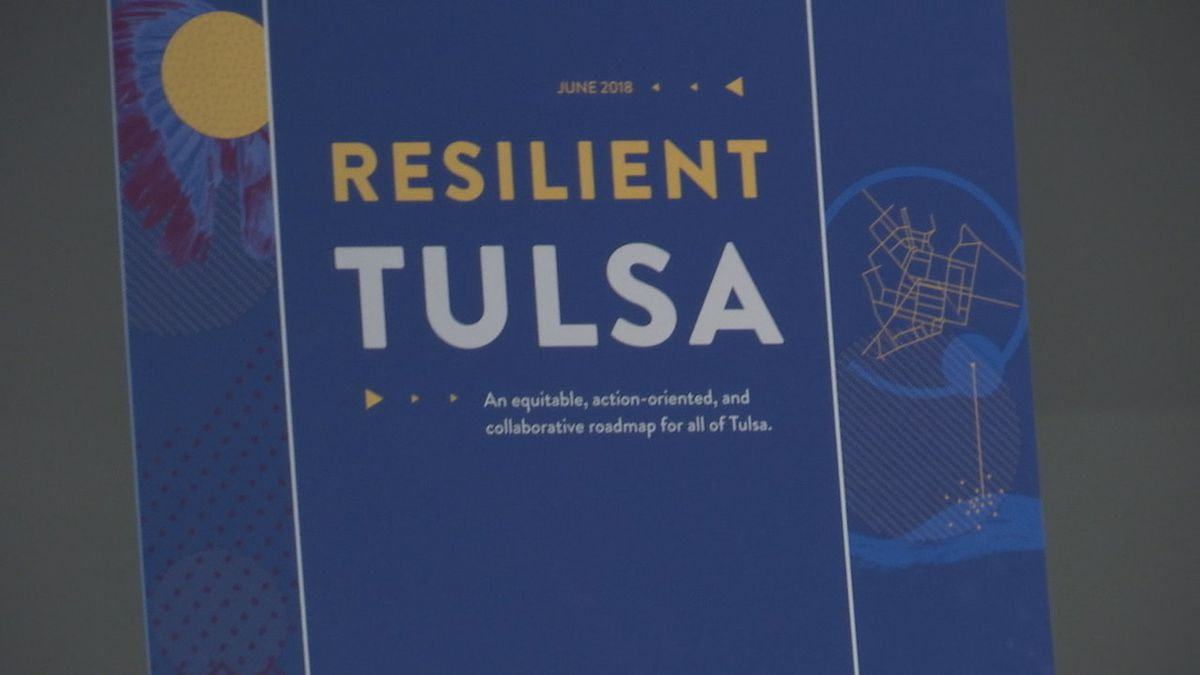 City of Tulsa releases first Resilient Tulsa plan