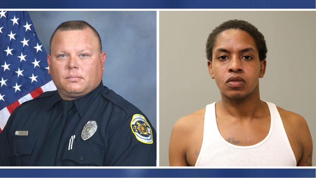 Man federally indicted for stealing cash from slain Alabama police officer's memorial fund