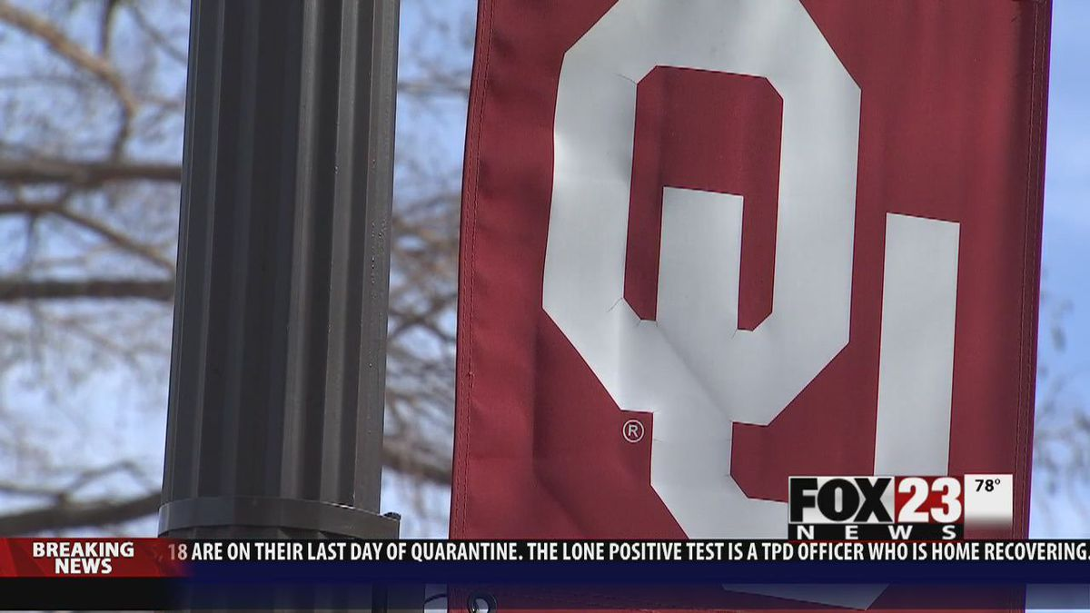 University of Oklahoma to require masks on all campuses