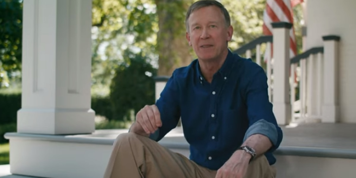 Hickenlooper bows out of Democratic race for President