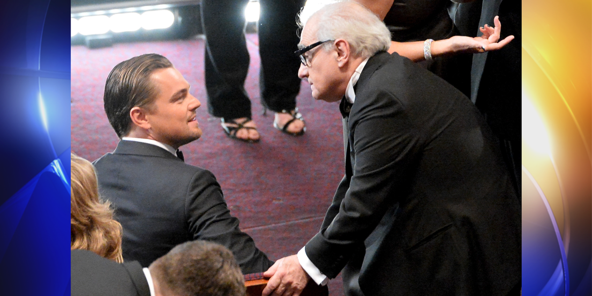 Report: DiCaprio, Scorsese team up for 'Killers of the Flower Moon' film