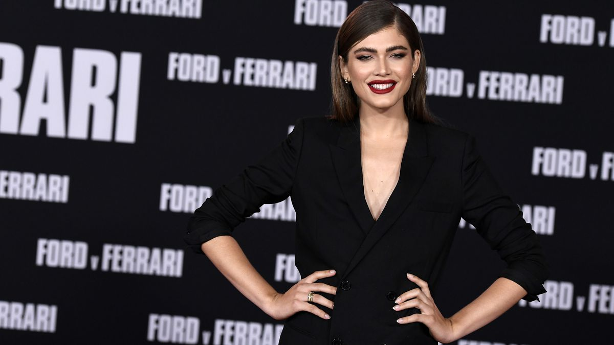 Valentina Sampaio becomes first transgender model in Sports Illustrated Swimsuit Issue