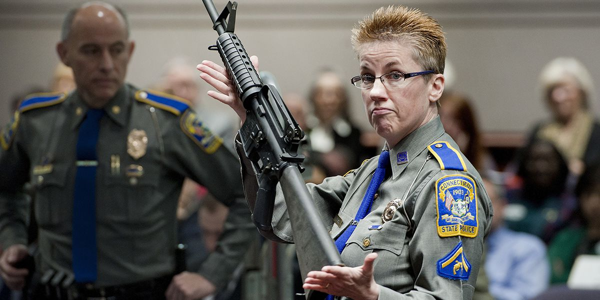 Supreme Court allows families of Sandy Hook victims to sue gunmaker Remington