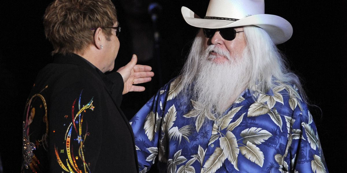 Leon Russell Monument to be unveiled Saturday