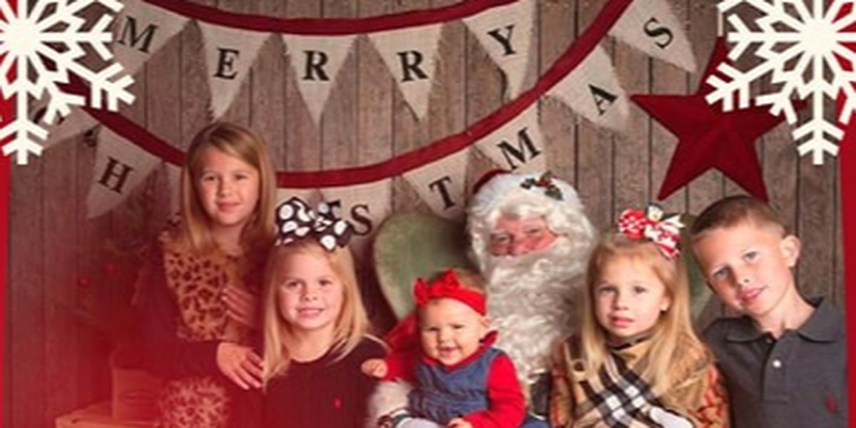 Tulsa Central Library hosts story time with Santa benefiting Remi's Drive for a Cure