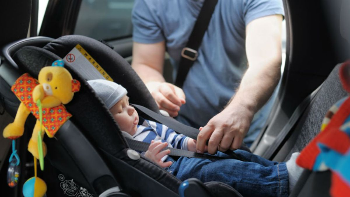 Walmart ends car seat trade-in program early