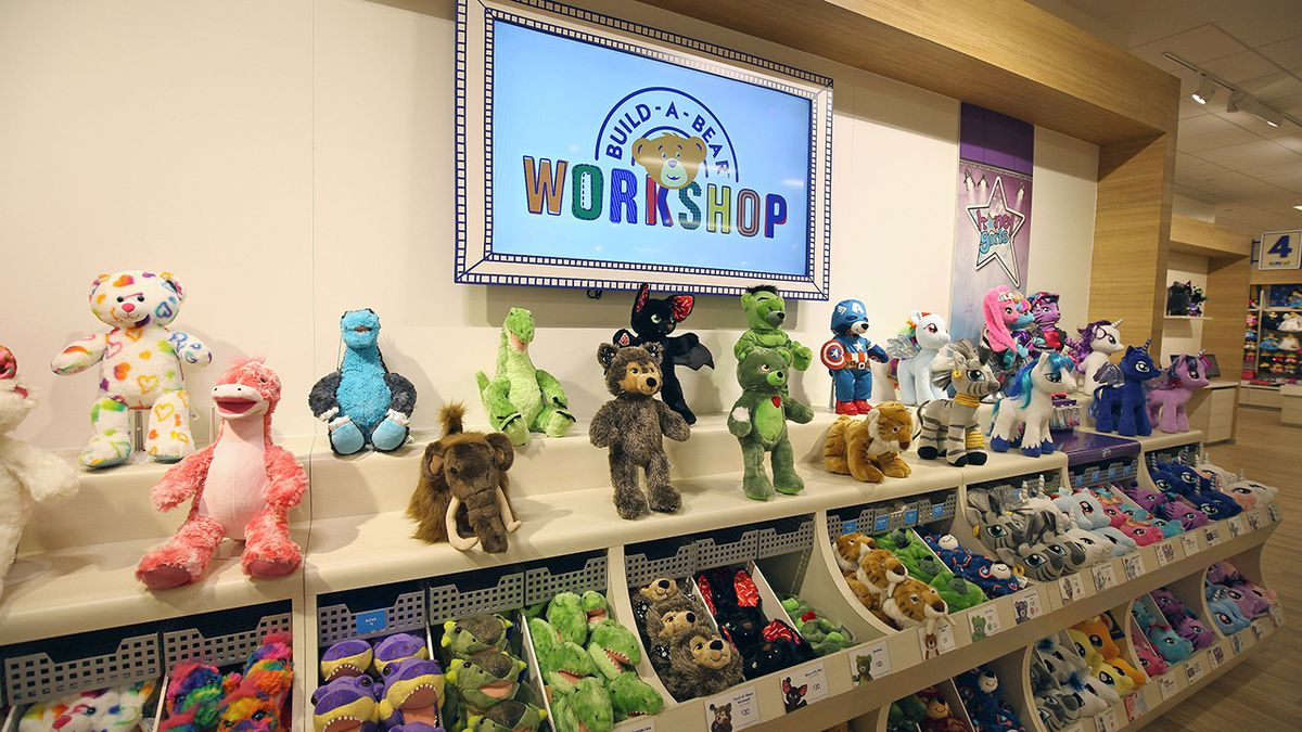 Build-A-Bear trying pay-your-age deal again with some changes