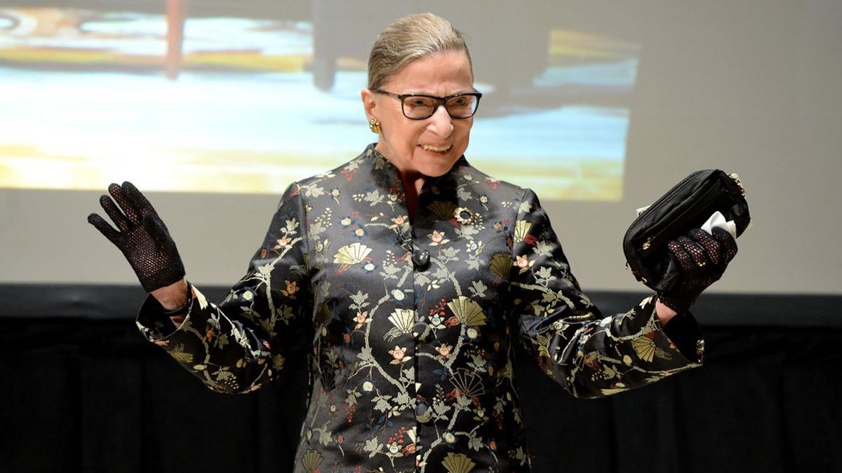 Supreme Court justice Ruth Bader Ginsburg to appear in opera