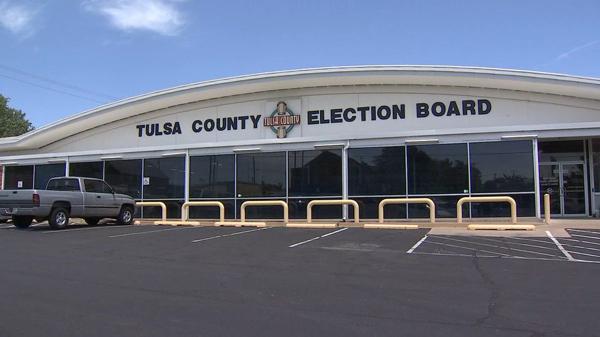 Tulsa County Election Board warns about campaign calls