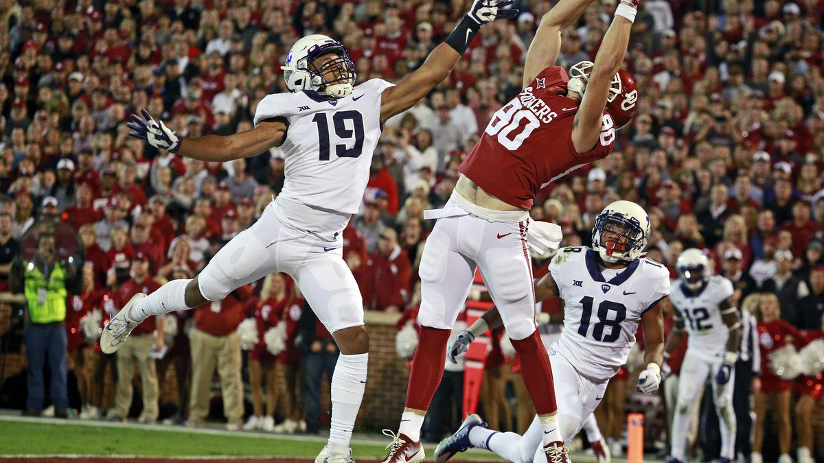 OU's Calcaterra stepping away from football
