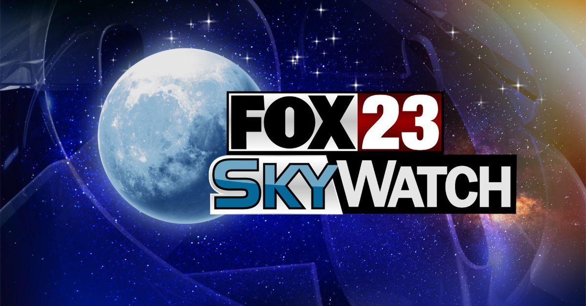FOX23 Sky Watch: What to see in the skies over Green Country - KOKI FOX 23