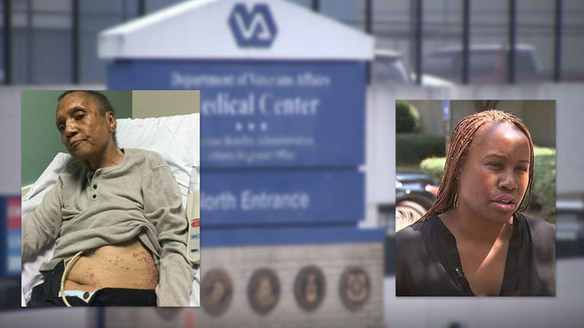 Man bitten by ants more than 100 times before death at VA Medical Center, daughter says