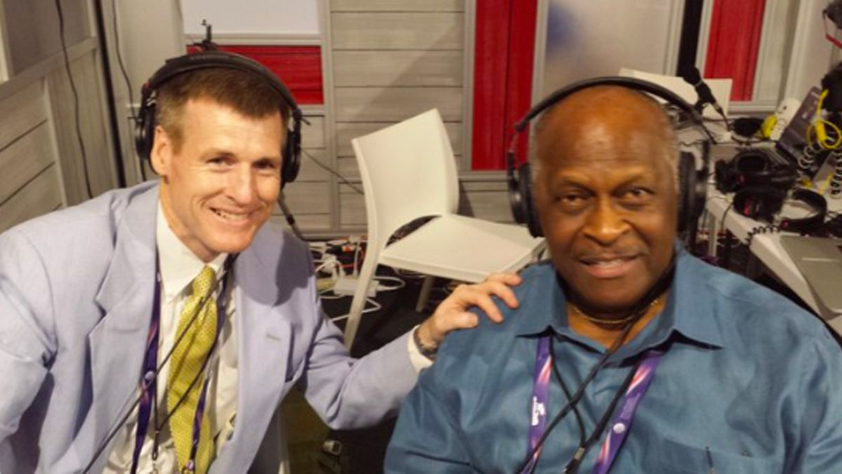 Herman Cain dies after fight with Coronavirus