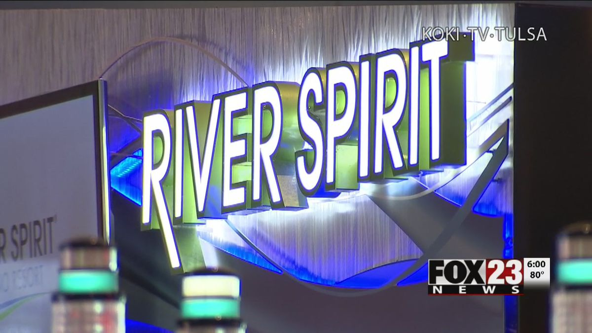 River Spirit Casino Resort to reopen June 1, offer free stay for healtchcare professionals