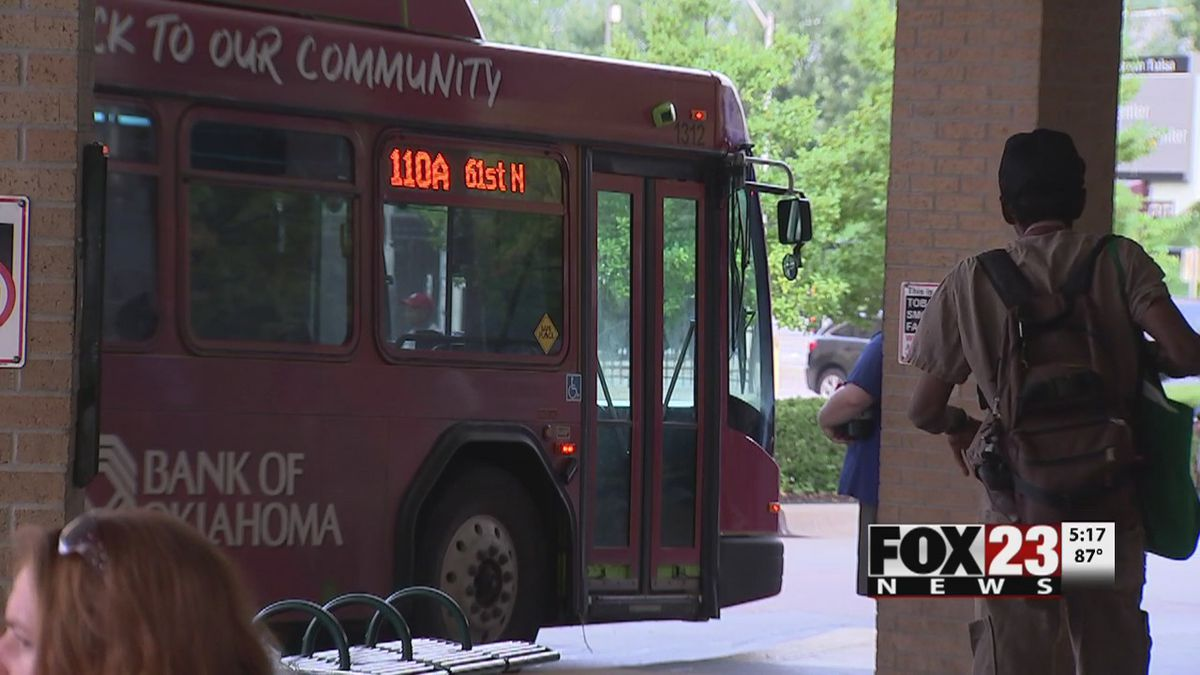 Tulsa Transit: Bus services changing to account for coronavirus threat