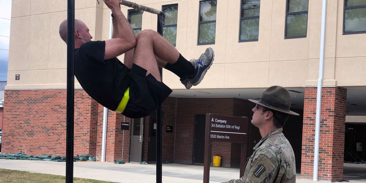 Army specialist is one of three to ever score perfect on combat fitness test