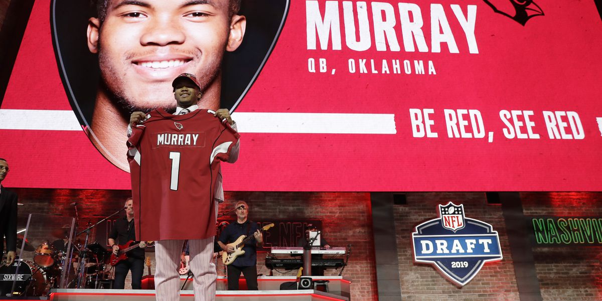 OU's Murray picked first in NFL Draft