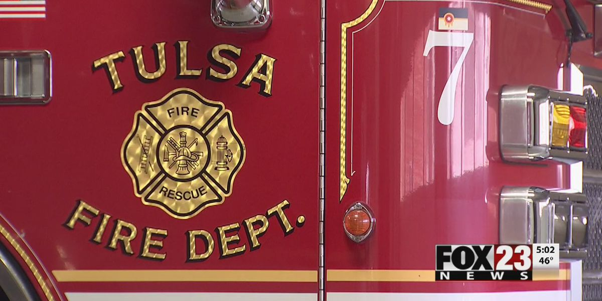 Tulsa firefighters need help finding man accused of acting like a firefighter