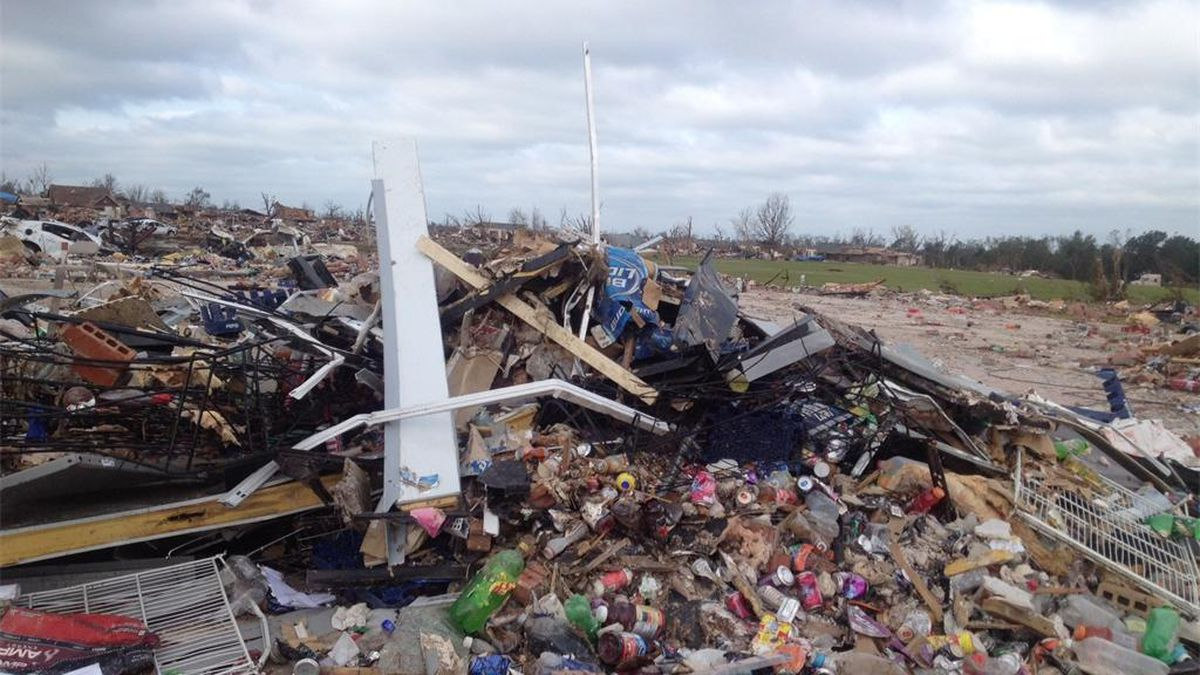 Moore tornado: six years later