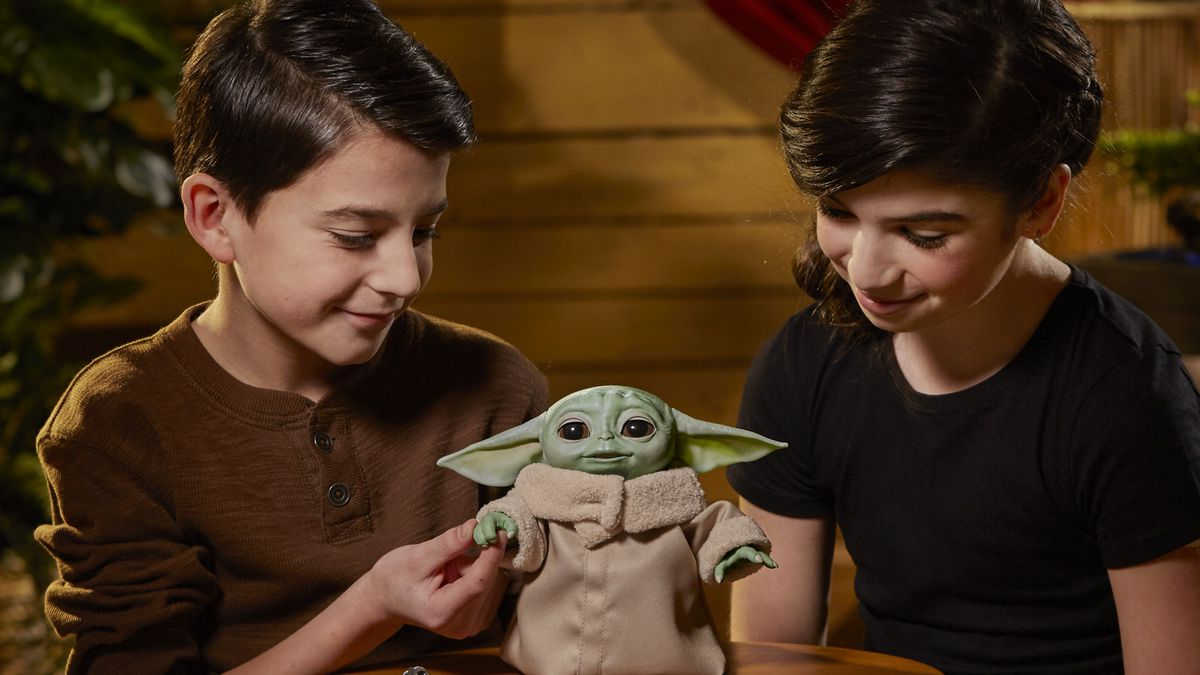 Baby Yoda toys could be delayed because of coronavirus