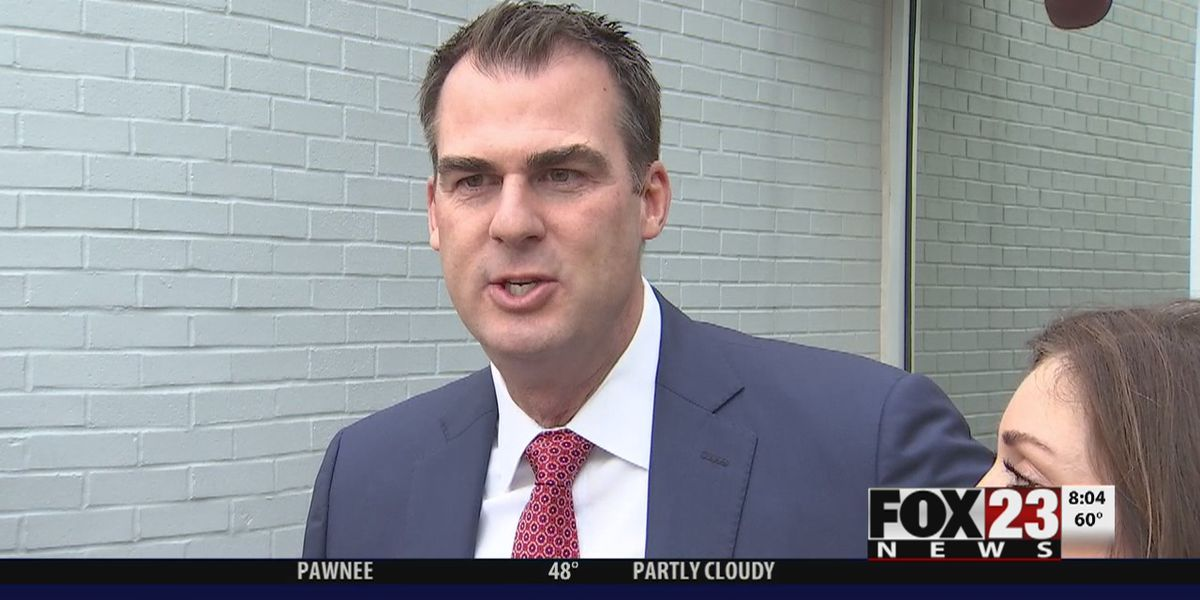 Governor Stitt vetoes bill meant to update HIV/AIDS education curriculum