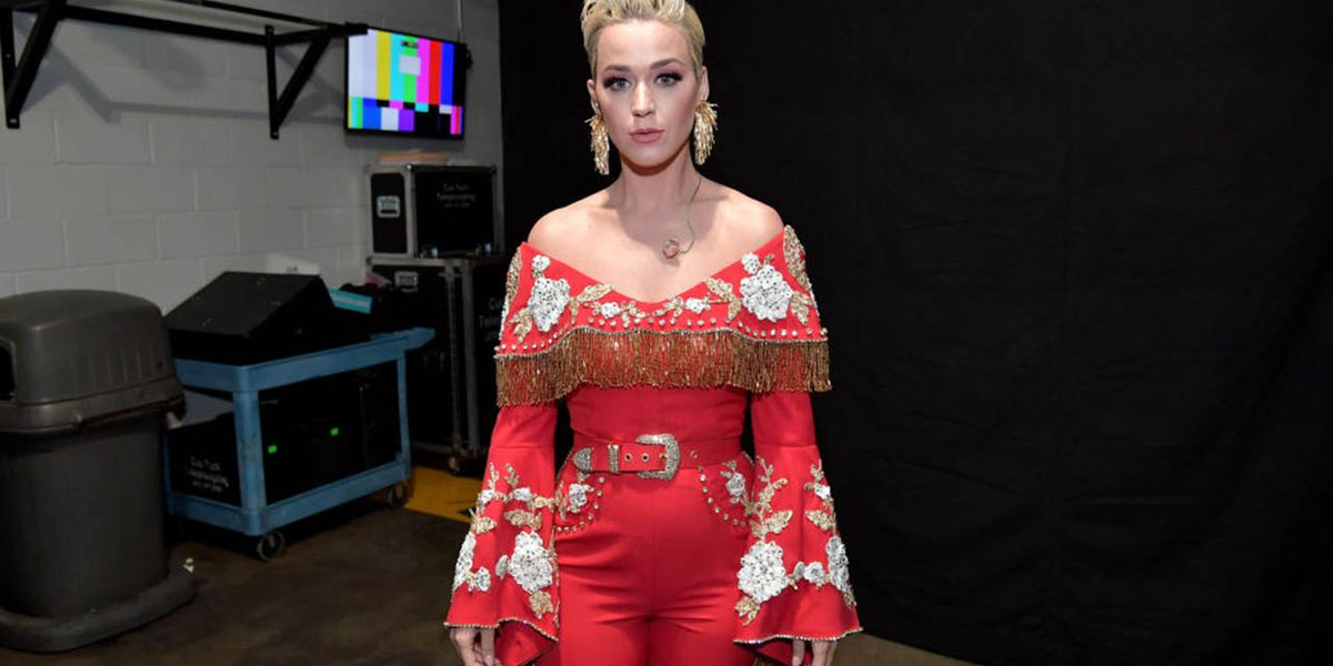 Katy Perry pulls 'blackface' shoes from stores after social media backlash