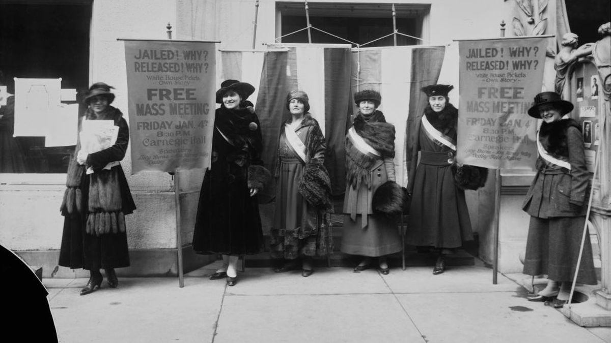Women's History Month: What is it, when did it start, who is being honored this year?