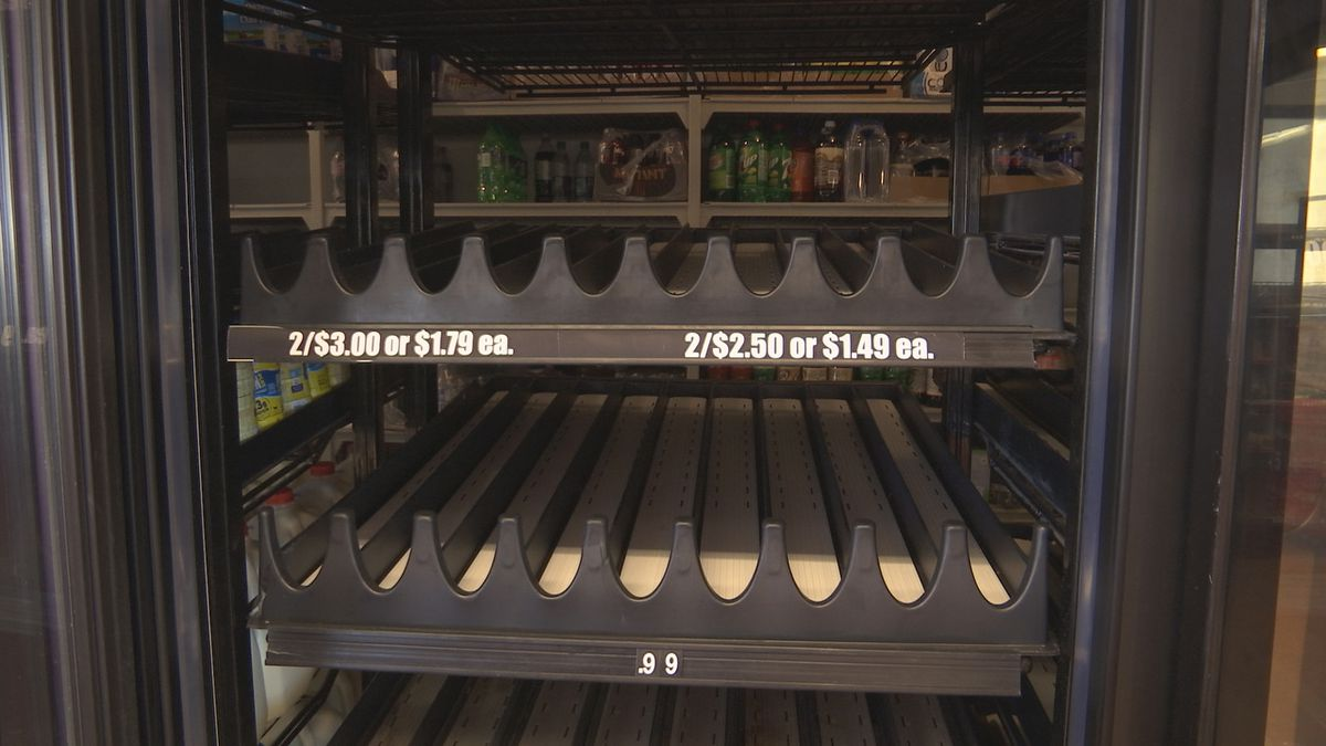 All Oklahoma QuikTrip stores sold out of beer until Monday