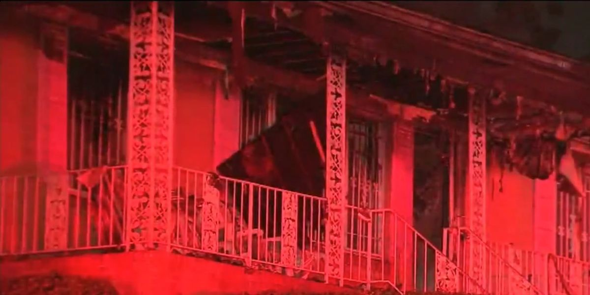 Firefighter suspended for running into burning home alone to rescue 94-year-old woman