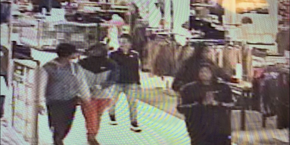 Police looking for suspected thieves at Woodland Hills Mall