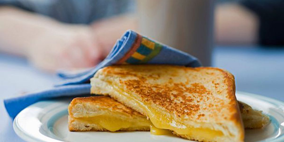 Man arrested after wife makes grilled cheese too cheesy