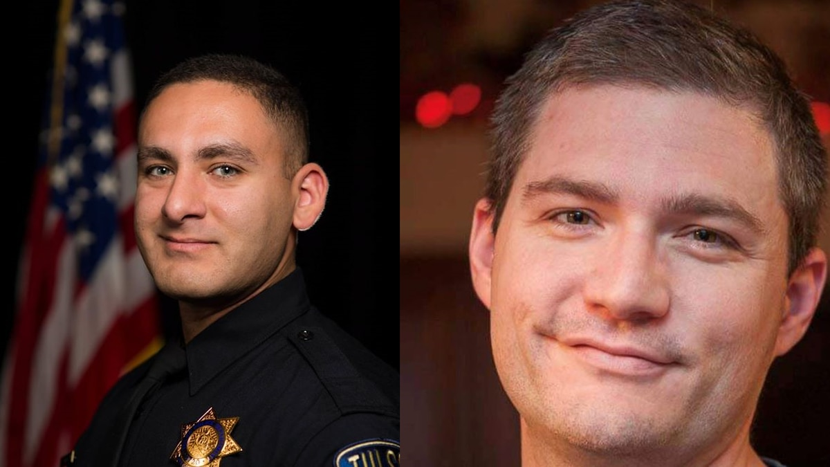 Surviving Tulsa police officer continues recovery after shooting