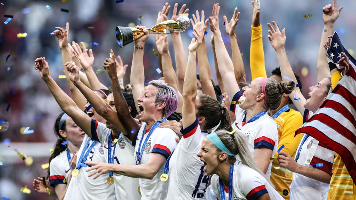 Senate bill would block men's World Cup soccer funds until women's team gets equal pay