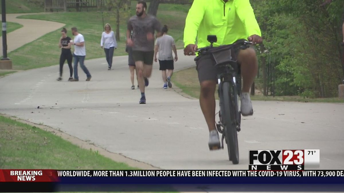How do you feel about Tulsa parks?