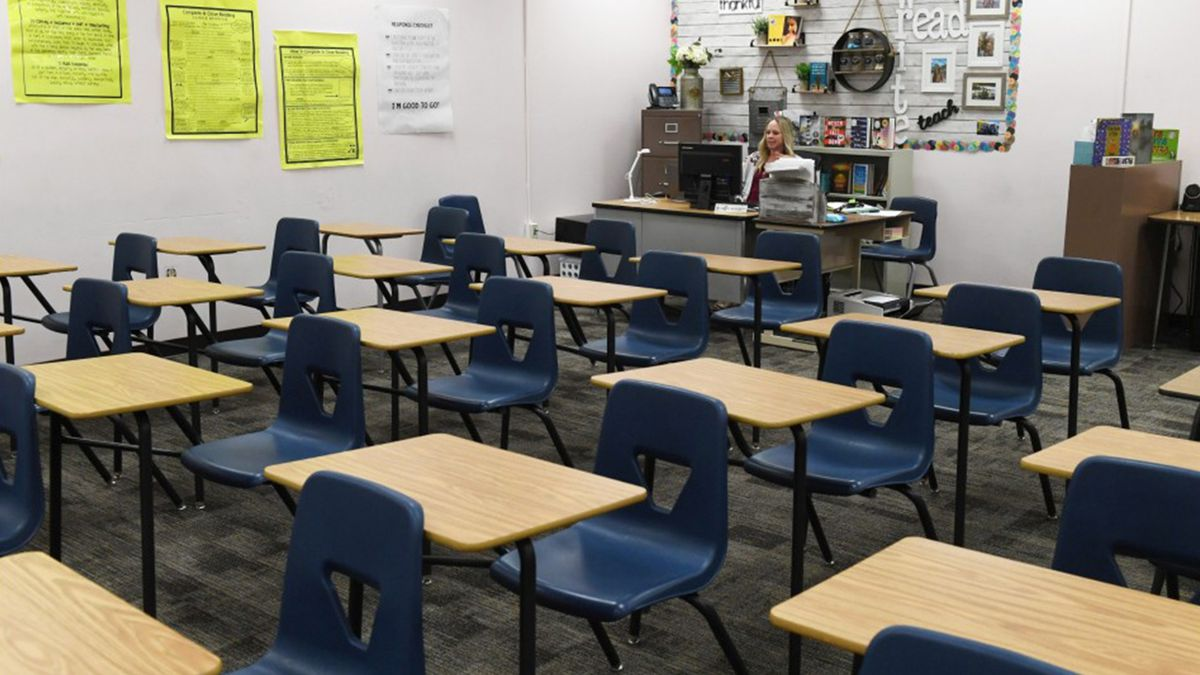 Green Country schools adjusting to students getting COVID-19
