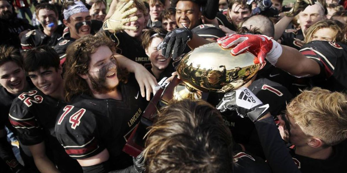 Father-son combine to help Lincoln Christian win state title