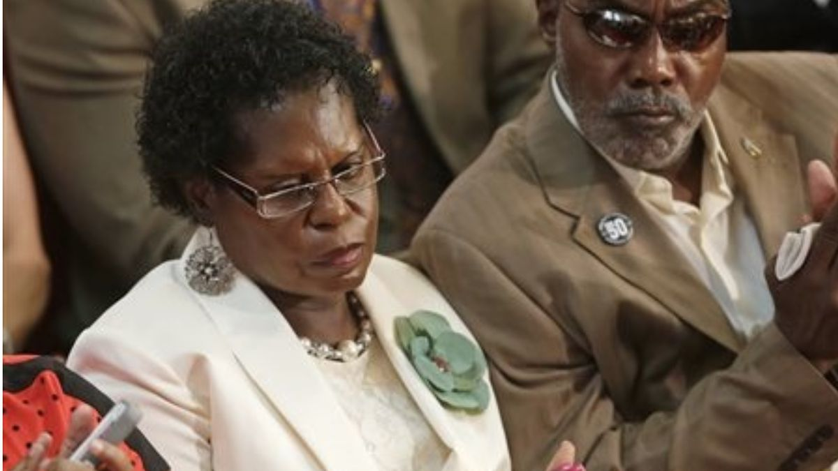 Alabama governor apologizes to survivor of 1963 Birmingham church bombing by KKK