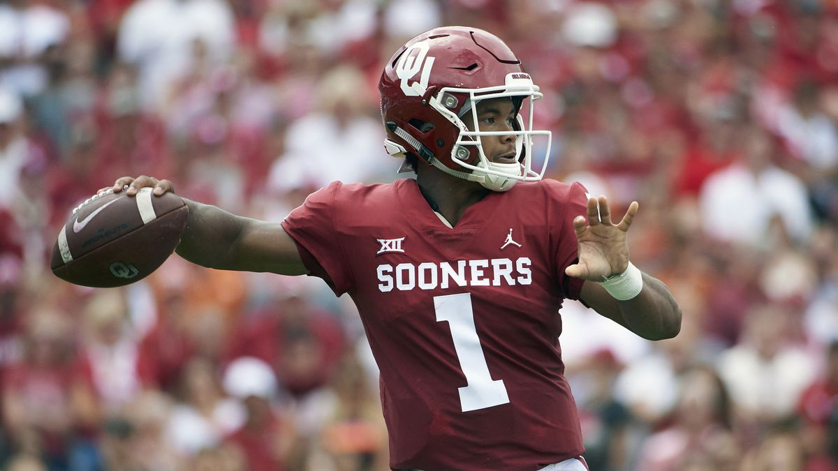 Kyler Murray named Big 12 Male Athlete of the Year